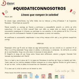 #QUEDATECONNOSOTROS - Cartas8