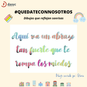 #QUEDATECONNOSOTROS - Dibujos30