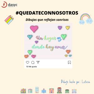 #QUEDATECONNOSOTROS - Dibujos38