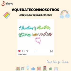 #QUEDATECONNOSOTROS - Dibujos39