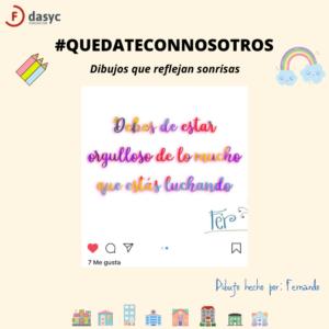 #QUEDATECONNOSOTROS - Dibujos43